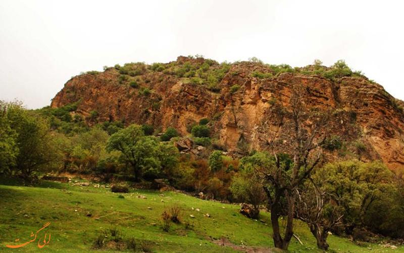 منطقه حفاظت شده در دره عشق