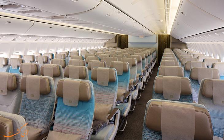 پرواز اکونومی امارات
