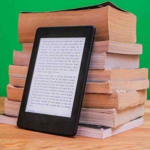 کتابخوان های الکترونیکی