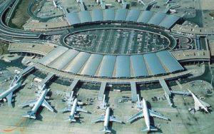 بزرگ ترین فرودگاه های جهان