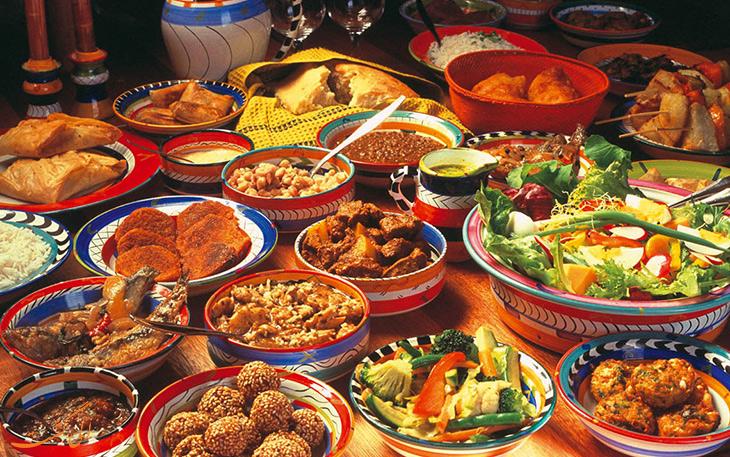 غذاهای سنگالی