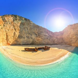 جزیره گردی در یونان