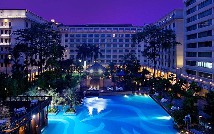هتل های گوانجو