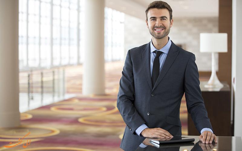 ویژگی های مدیر هتل
