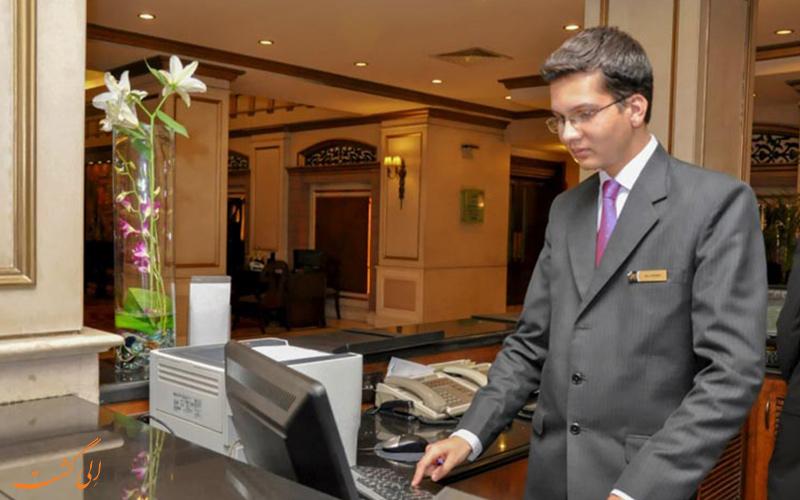 مدیر داخلی هتل