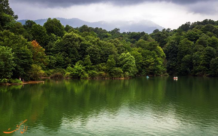 دریاچه الیمات