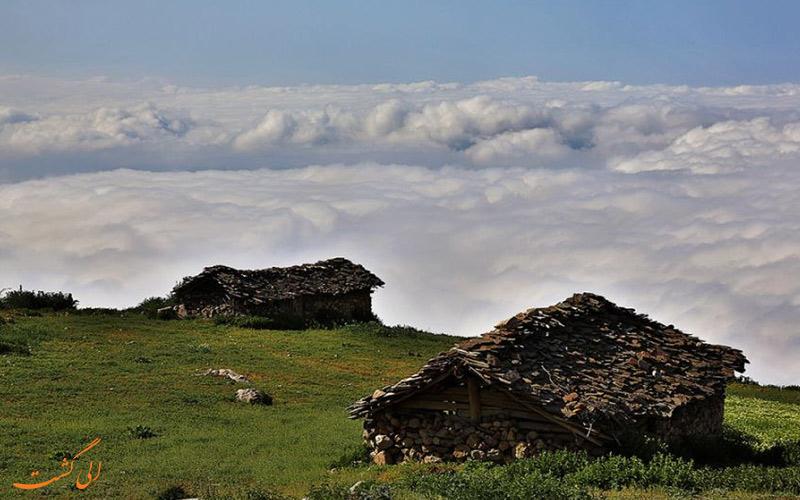 فیلبند، یکی از بهترین مناطق شمال برای مسافرت