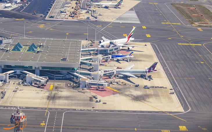 بزرگ ترین فرودگاه های جهان: فیومیچینو