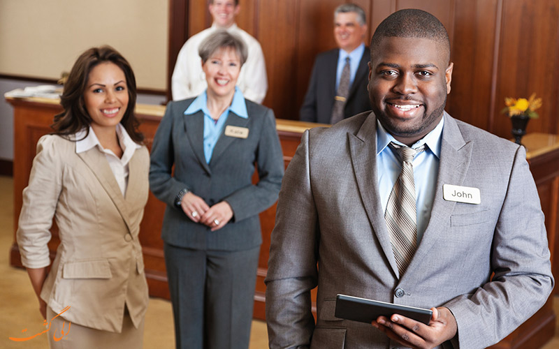 بهترین مدیرهای هتل