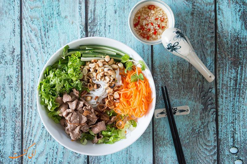 غذای Bún Bò Nam در پراگ