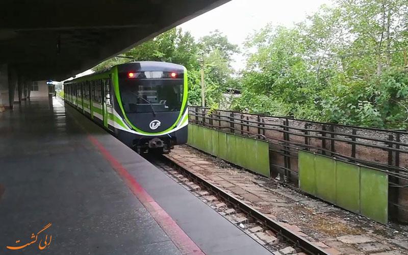 مترو در ایروان