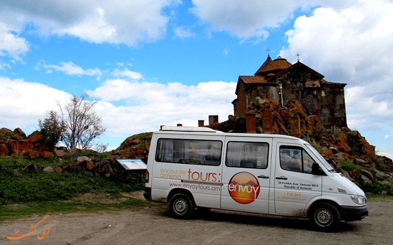 مینی بوس در ارمنستان