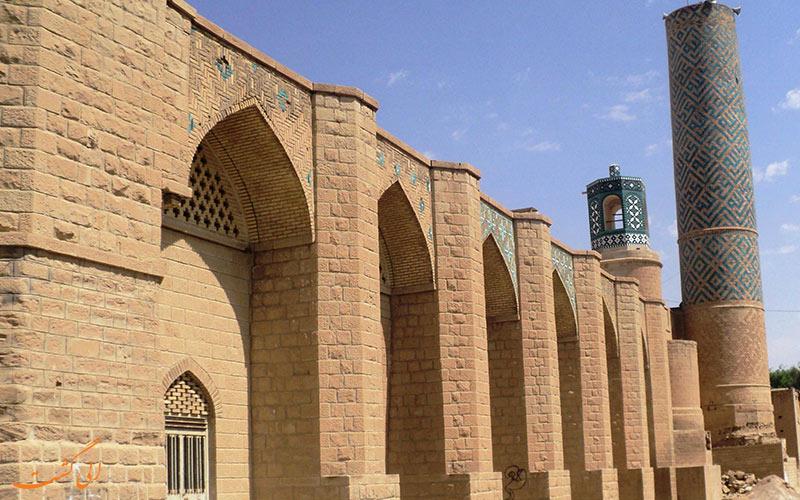 مسجد تاریخی شوشتر