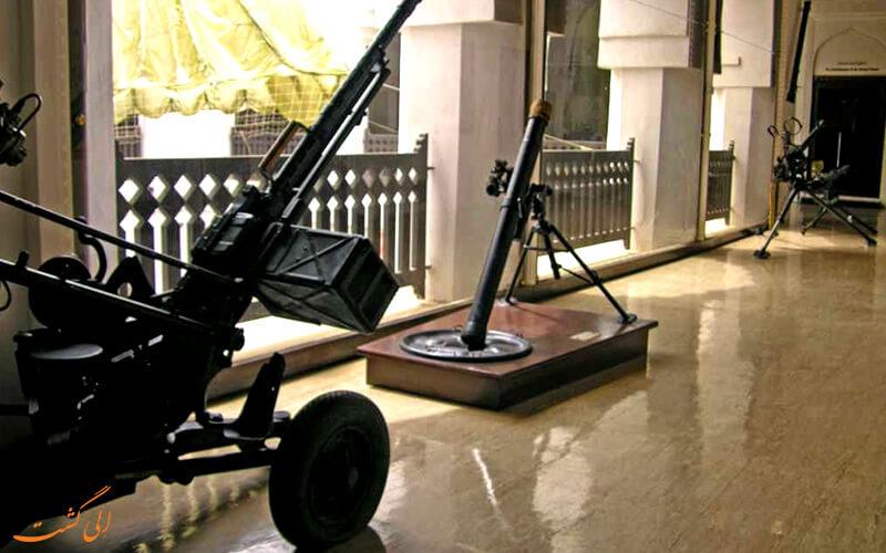 موزه نیروهای مسلح سلطان