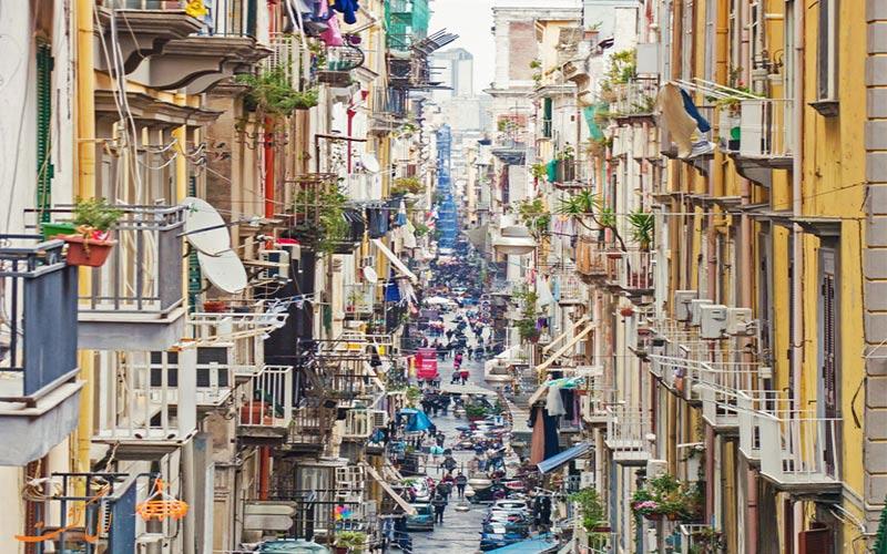 خیابان اسپاکاناپولی