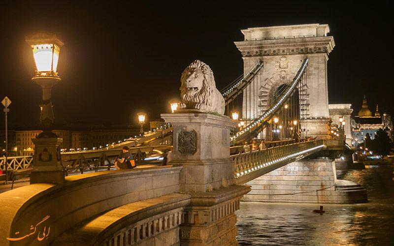 پل معروف بوداپست