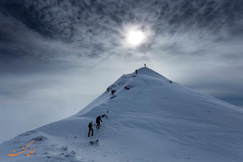 کوه های رومانی