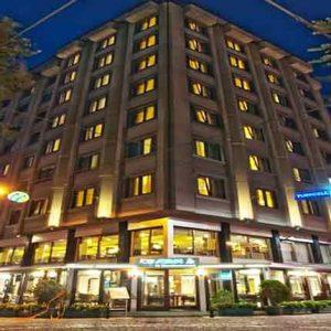 هتل ریوا تکسیم استانبول