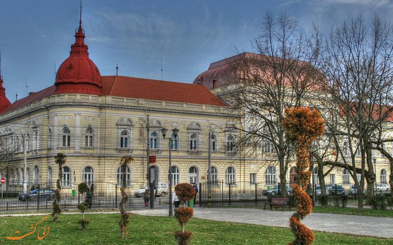 بهترین دانشگاههای رومانی