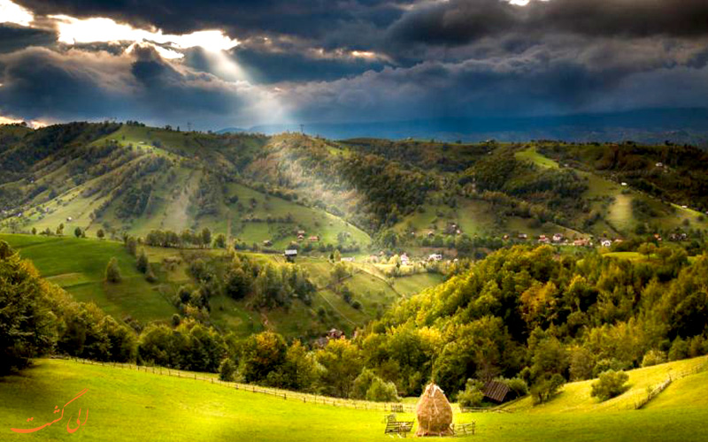 طبیعت رومانی