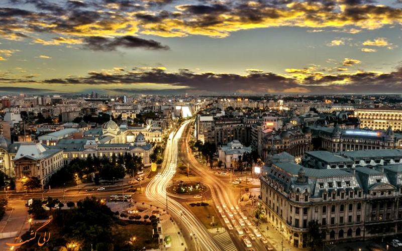 جاذبه های کشور رومانی