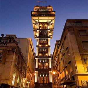 آسانسور سانتا ژوستا