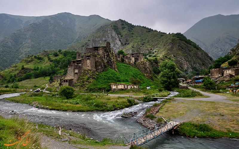 روستای شاتیلی