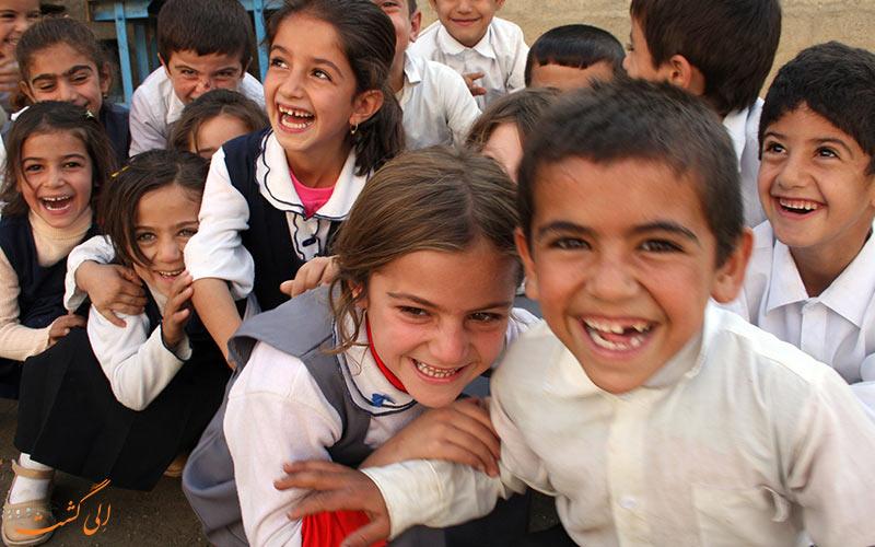 کودکان عراقی