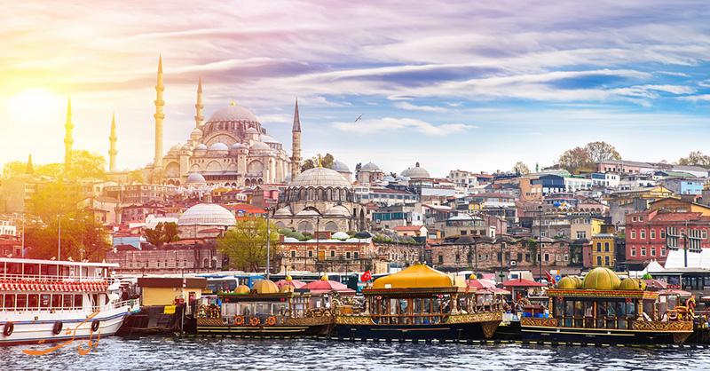 تور نوروز 97 الی گشت | ترکیه