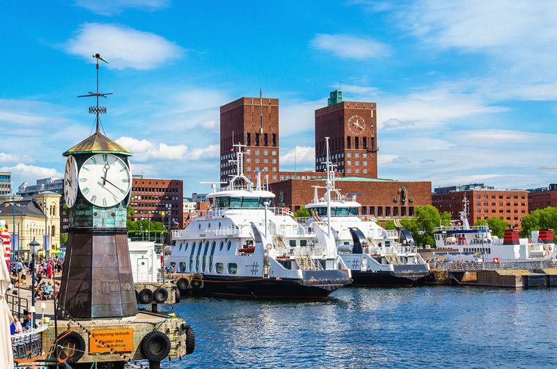 اکربریگ در نروژ
