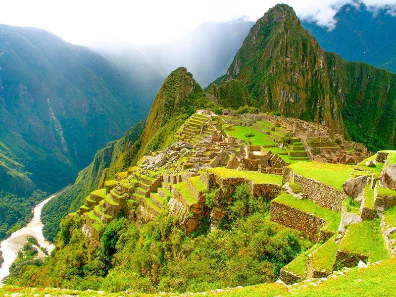 ماچوپیچو در پرو و حقایق باورنکردی از تمدن اینکاها