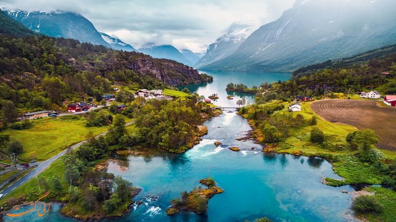 سفر نروژ