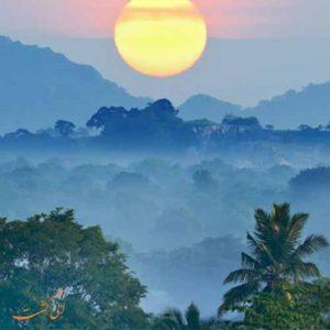 جزیره سریلانکا