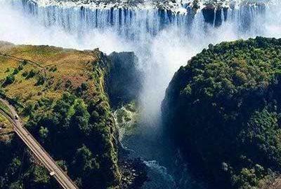 جاذبه های دیدنی زامبیا