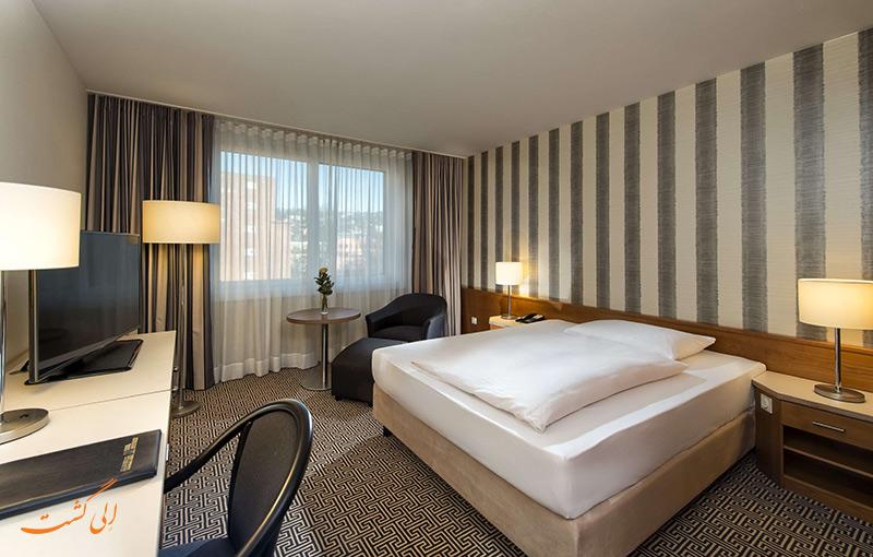 هتل های اشتوتگارت