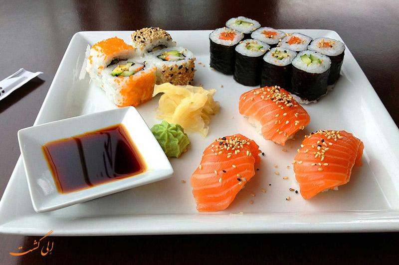 رستوران Sushi Tam Da