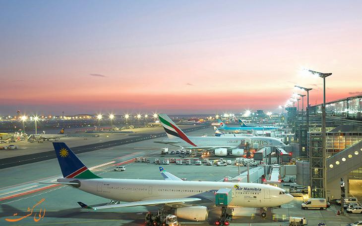 اهداف اتحادیه بین المللی فرودگاه ها