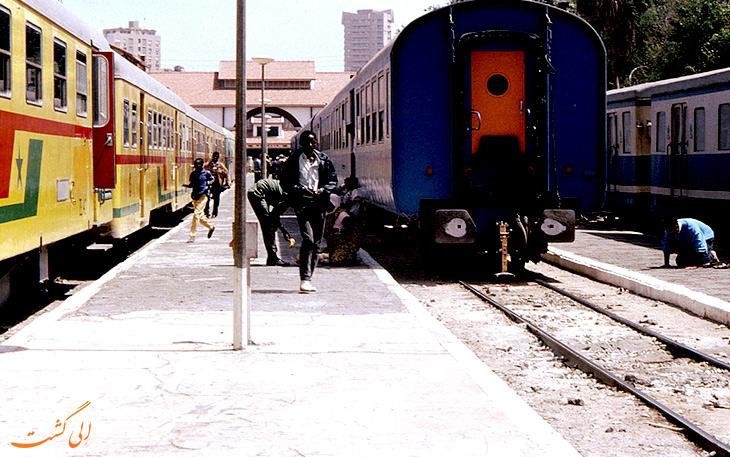 حمل و نقل در سنگال