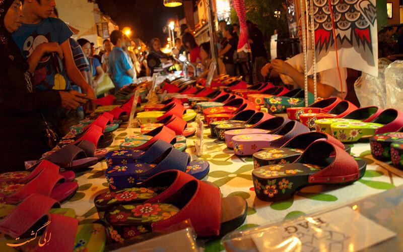بازارهای شهر پکن