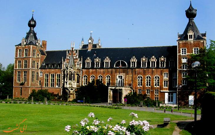 دانشگاه در بلژیک