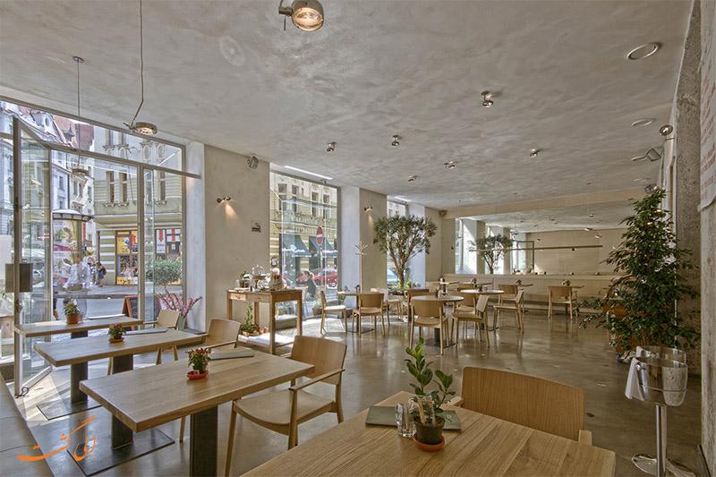 رستوران کافه ی Mistral Café