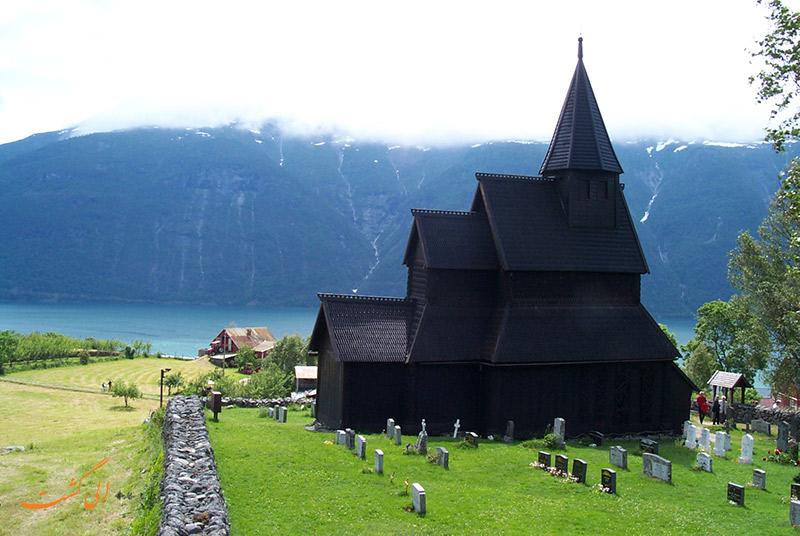 کلیساهای چوبی اورنوس