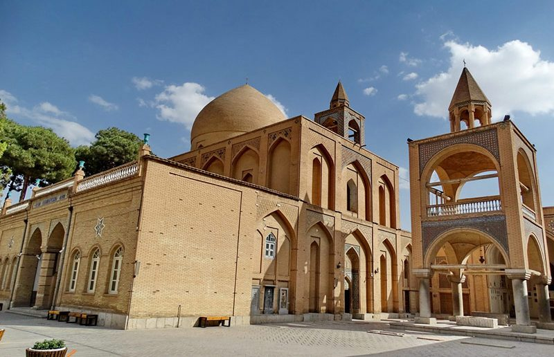 کلیسای وانک در اصفهان