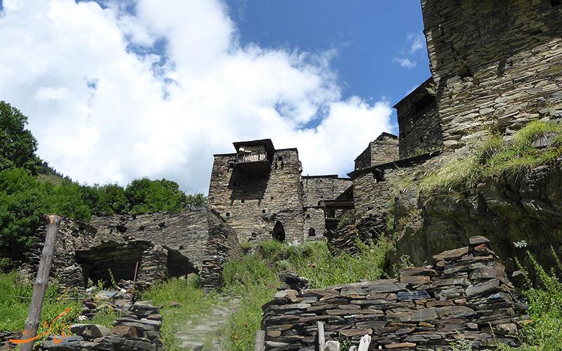 روستاهای مستحکم