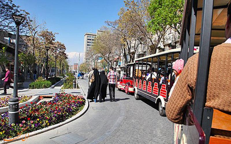 ارگ تهران در گذر زمان