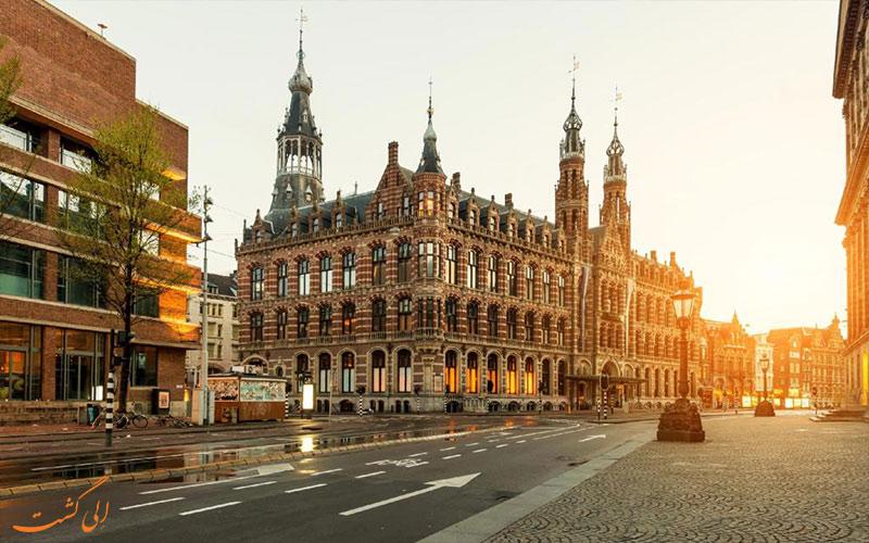 میدان-دام - هتل تروپن آمستردام
