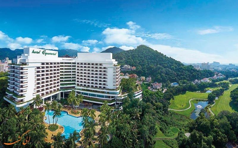 هتل اکواتوریال پنانگ