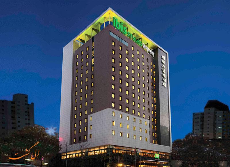 هتل ایبیس امبسدر گانگنام سئول
