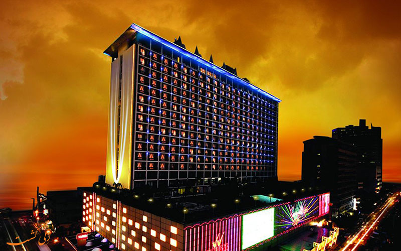 هتل واترفرانت پاویلیون مانیل