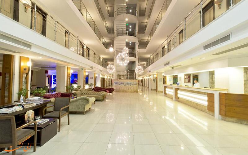 هتل سی لایف فامیلی ریزورت آنتالیا | لابی